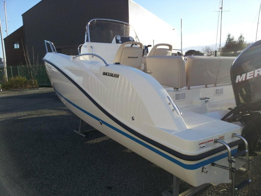 photo de QUICKSILVER ACTIV 605 OPEN