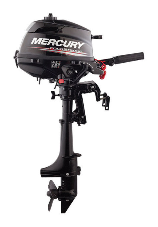 moteur hors bord mercury 3 5cv 4t arbre court neuf paimpol