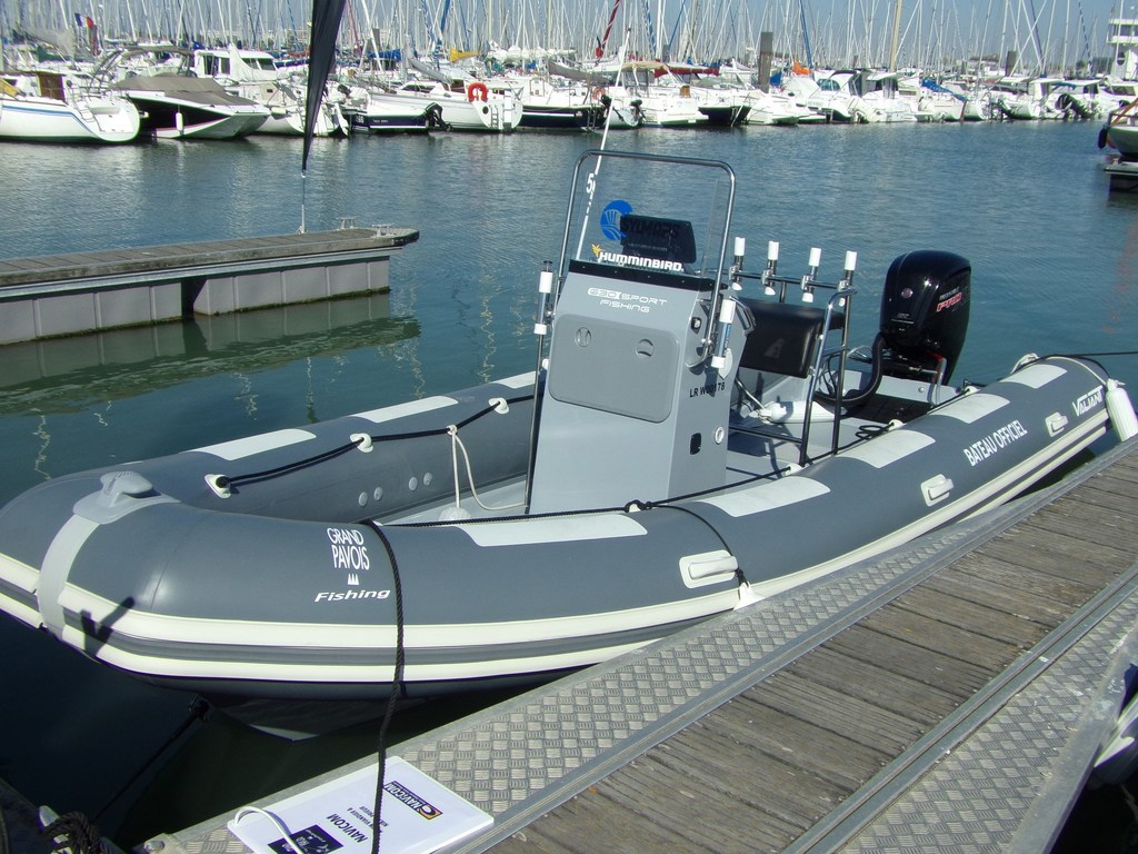 photo de VALIANT 630 SPORT FISHING
