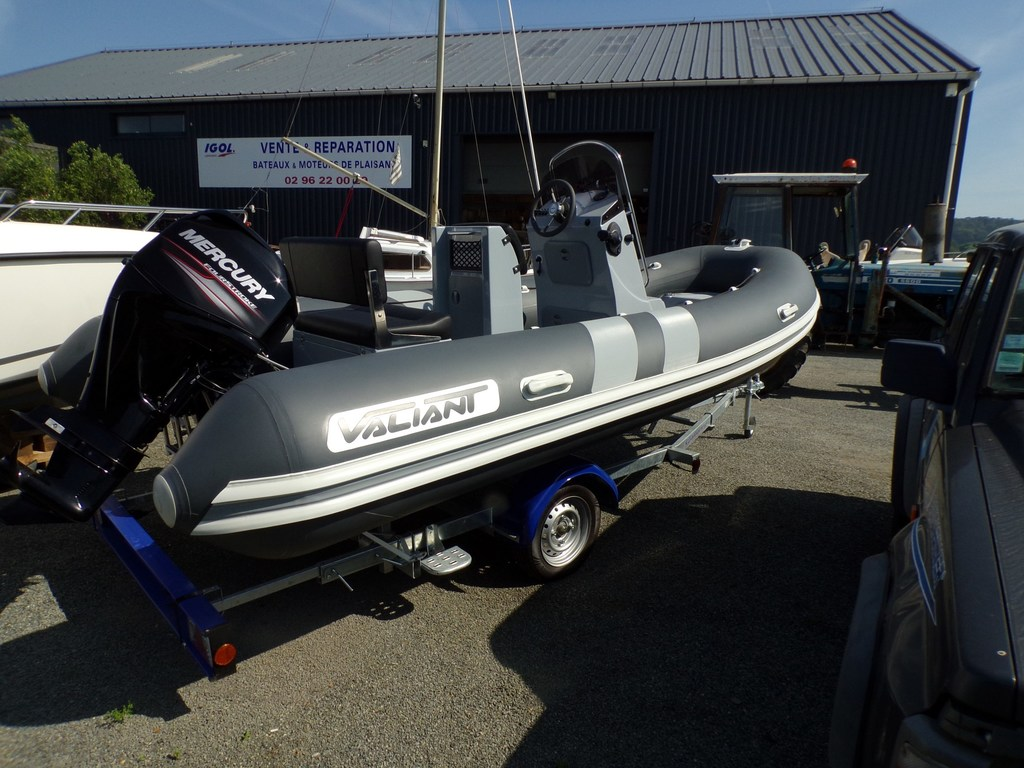 photo de VALIANT 500 SPORT   60 CV EFI