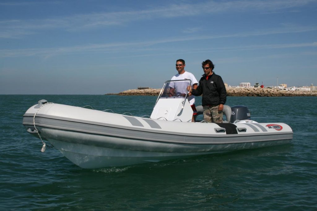 photo de SEARIB'S 580 LUX   MOTEUR 115 CV PRO XS CT MERCURY