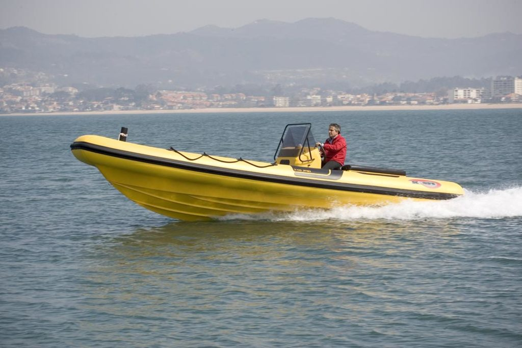 photo de SEARIB'S 760 OPEN   VERADO 250 CV   REM