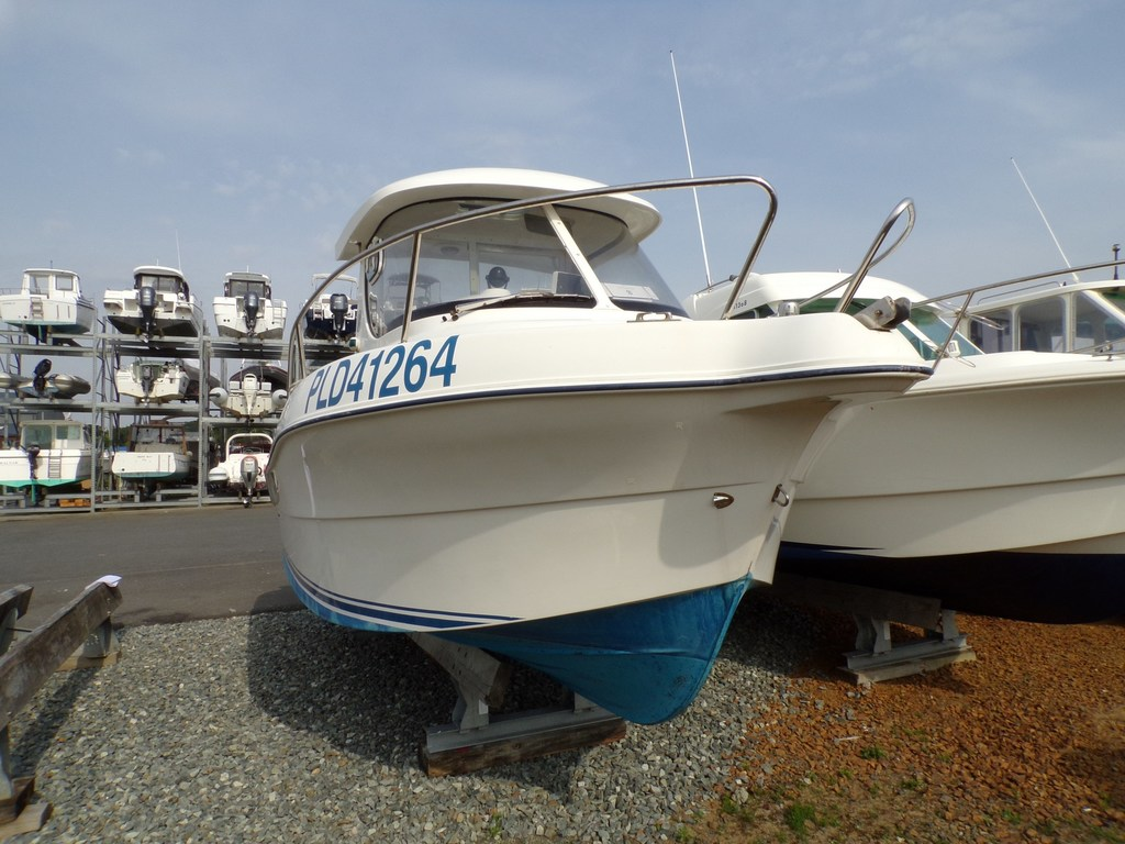 photo de QUICKSILVER PILOTHOUSE 630