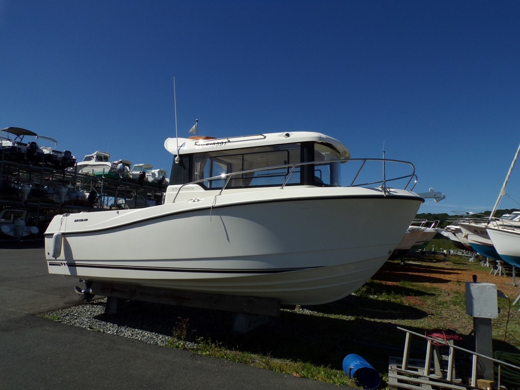 photo de QUICKSILVER 675 PILOT HOUSE   150 CV MERCURY