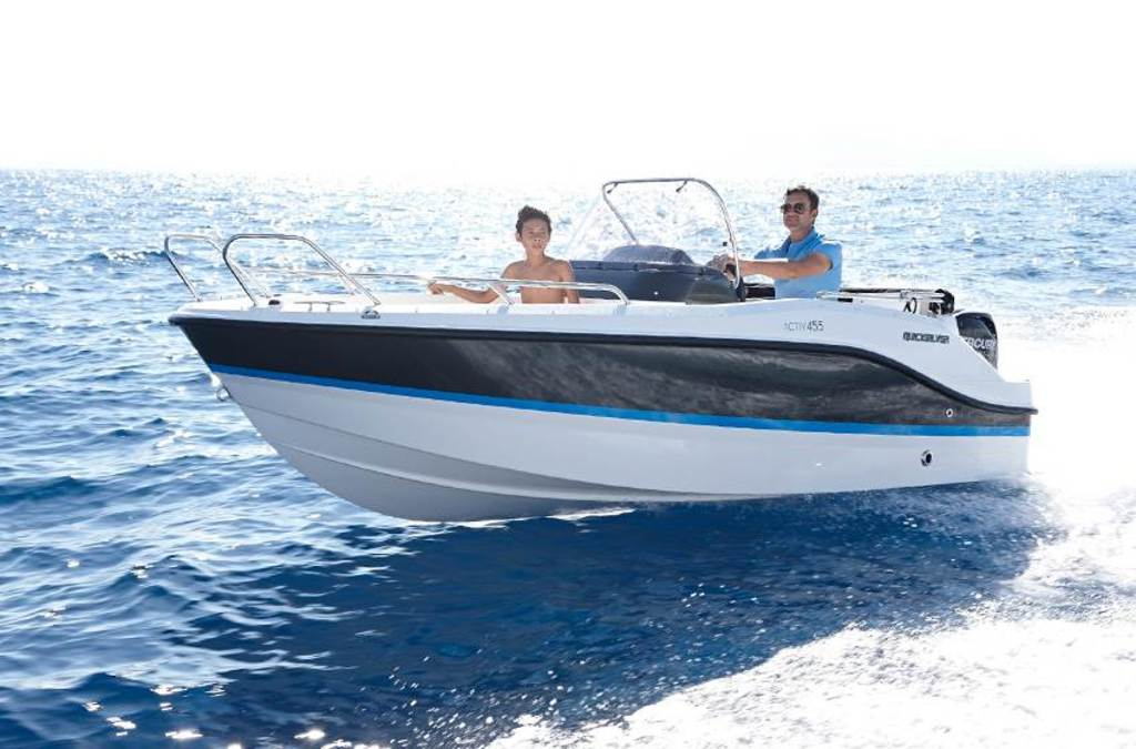photo de QUICKSILVER ACTIV 455 OPEN