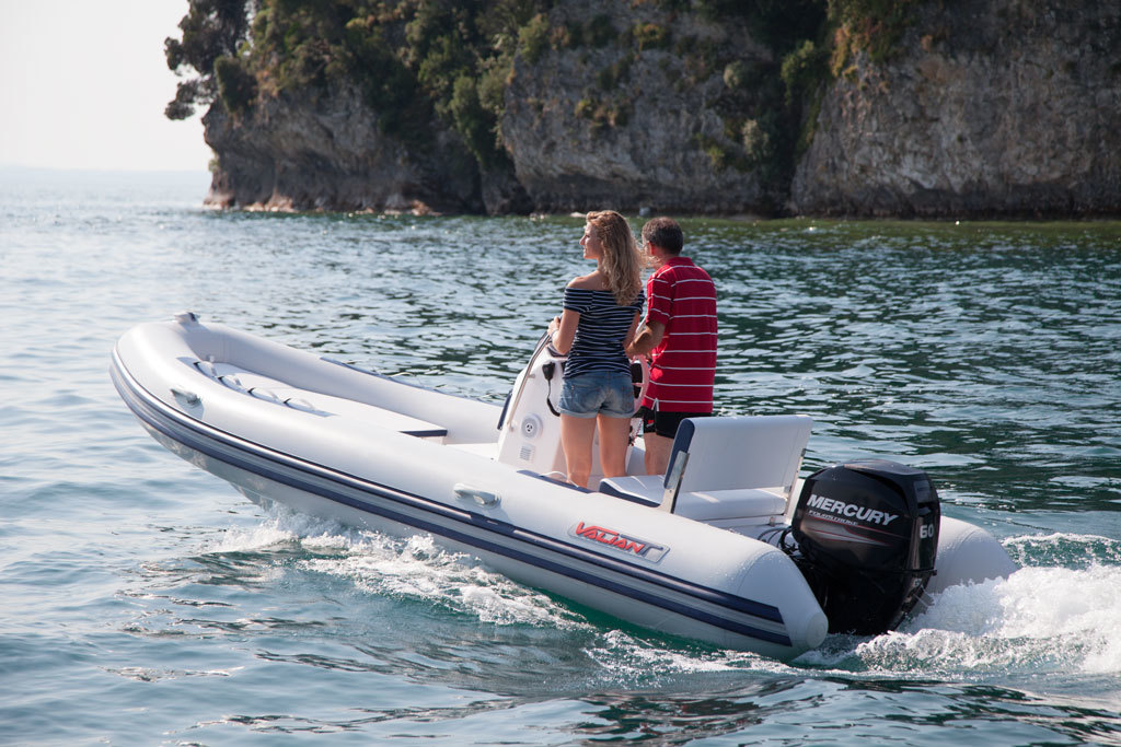 photo de VALIANT 500  COMFORT    MOTEUR 50 CV