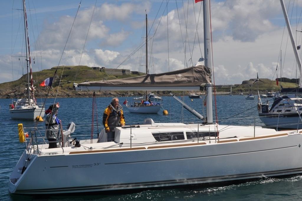Jeanneau Sun Odyssey 33 i 2011