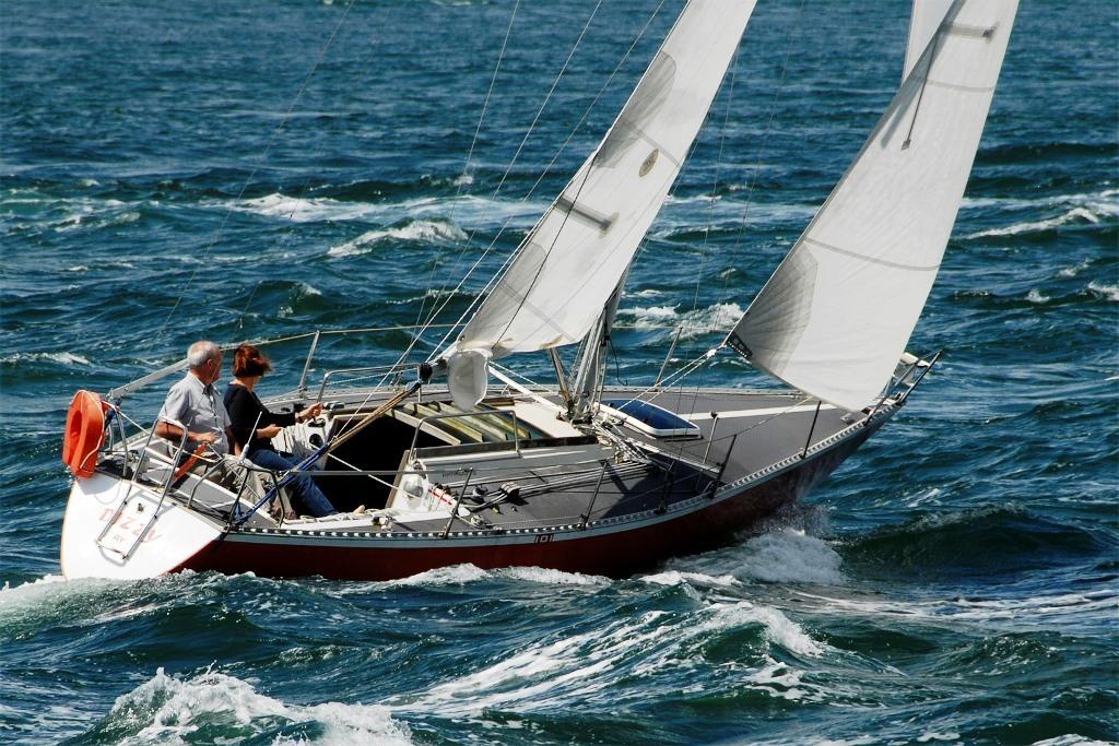 Bianca yachts Aphrodite 101 1979
