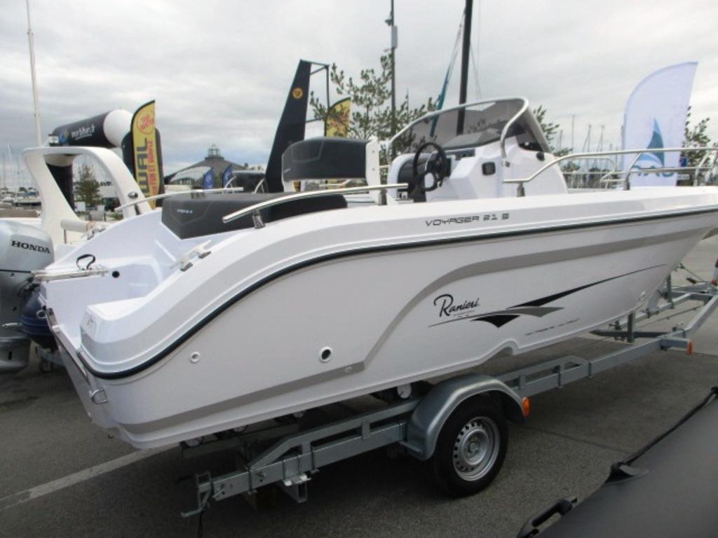 Ranieri Voyager 21 S 2017