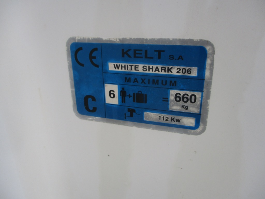 KELT White Shark 206 2004