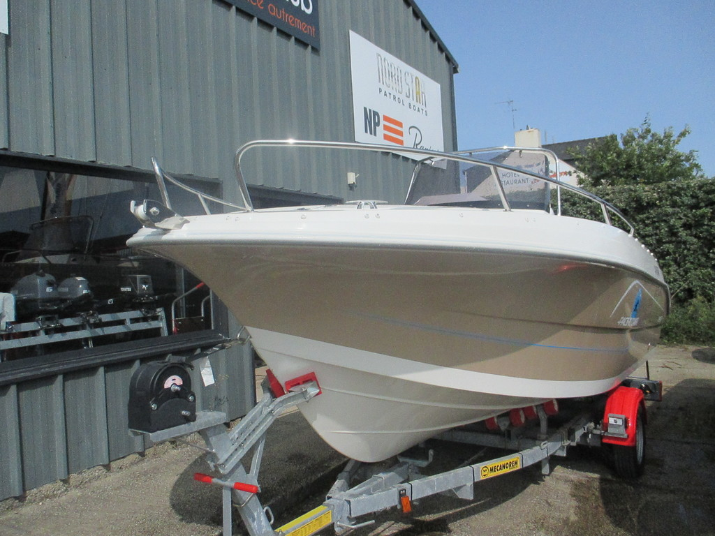 Pacific Craft Pacific Craft 545 Open 2016
