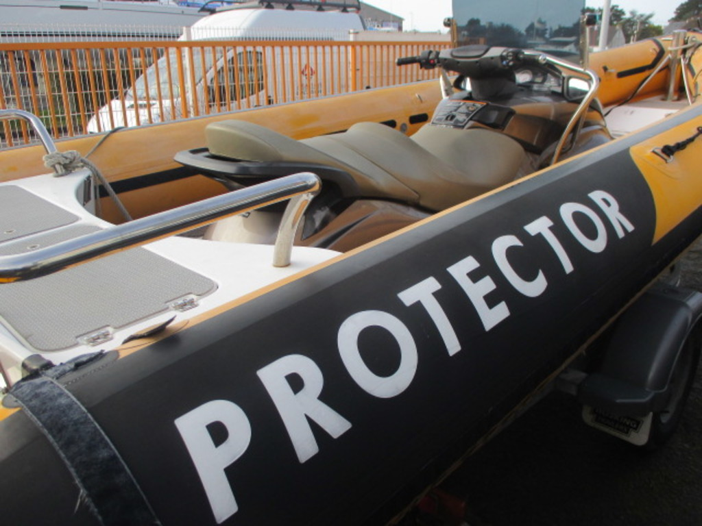 Rayglass PROTECTOR PRO-JET 6 2010