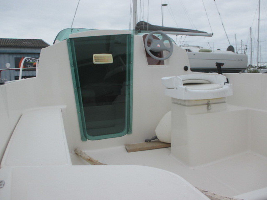 Quicksilver Quicksilver 500 Cabine 2001