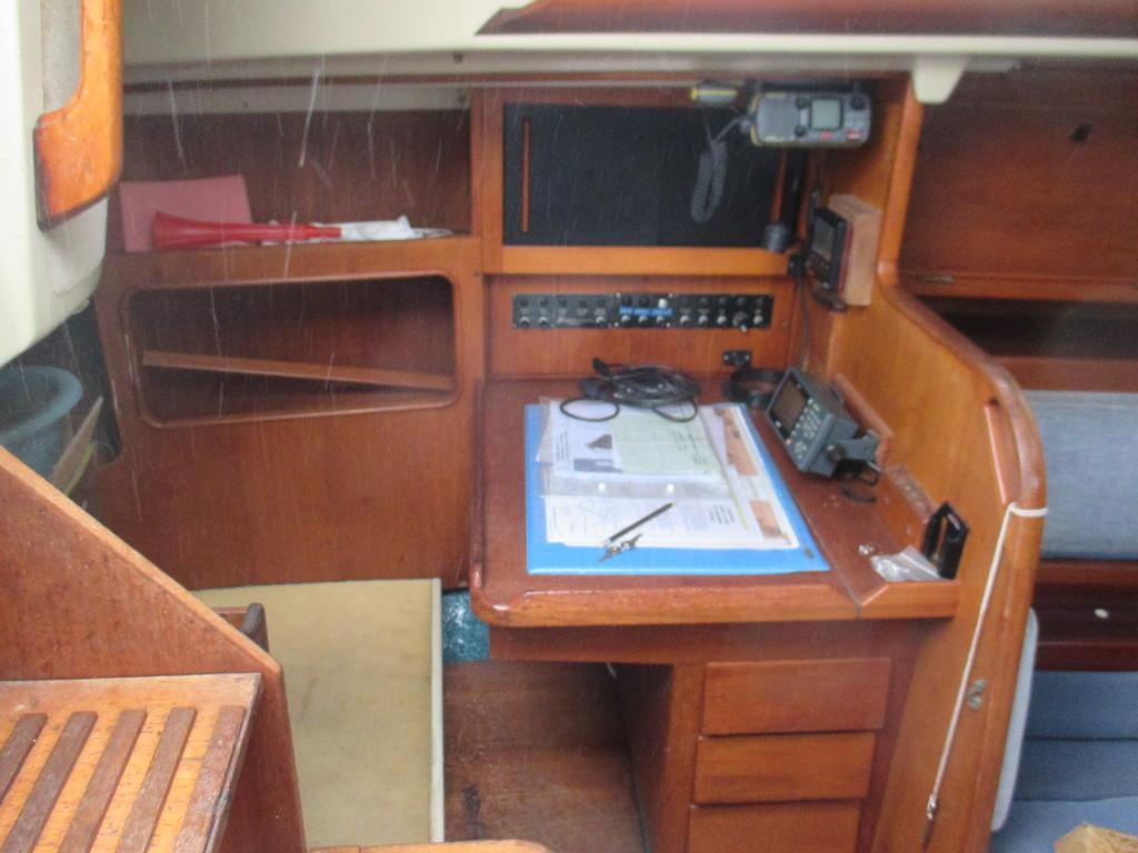Bianca yachts Sagitta 35 1974