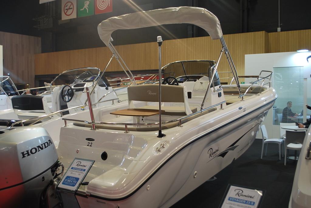 Ranieri Voyager 22 2020