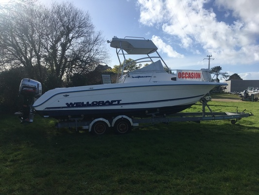 Wellcraft Wellcraft - 240 Coastal 1997