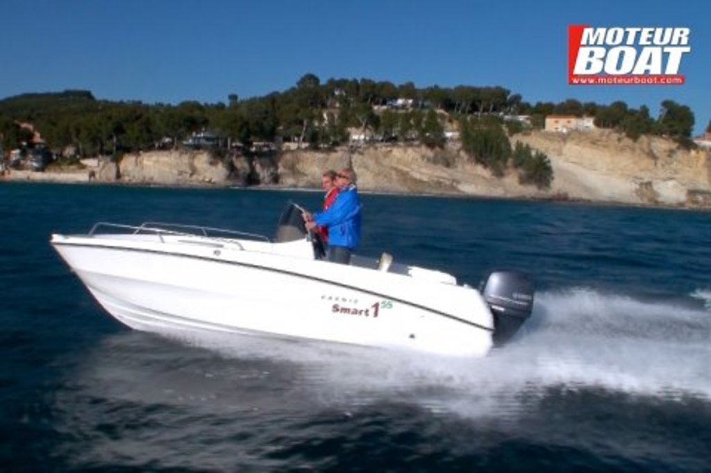 photo de SMART 55 PACK 100 MARLIN EFI