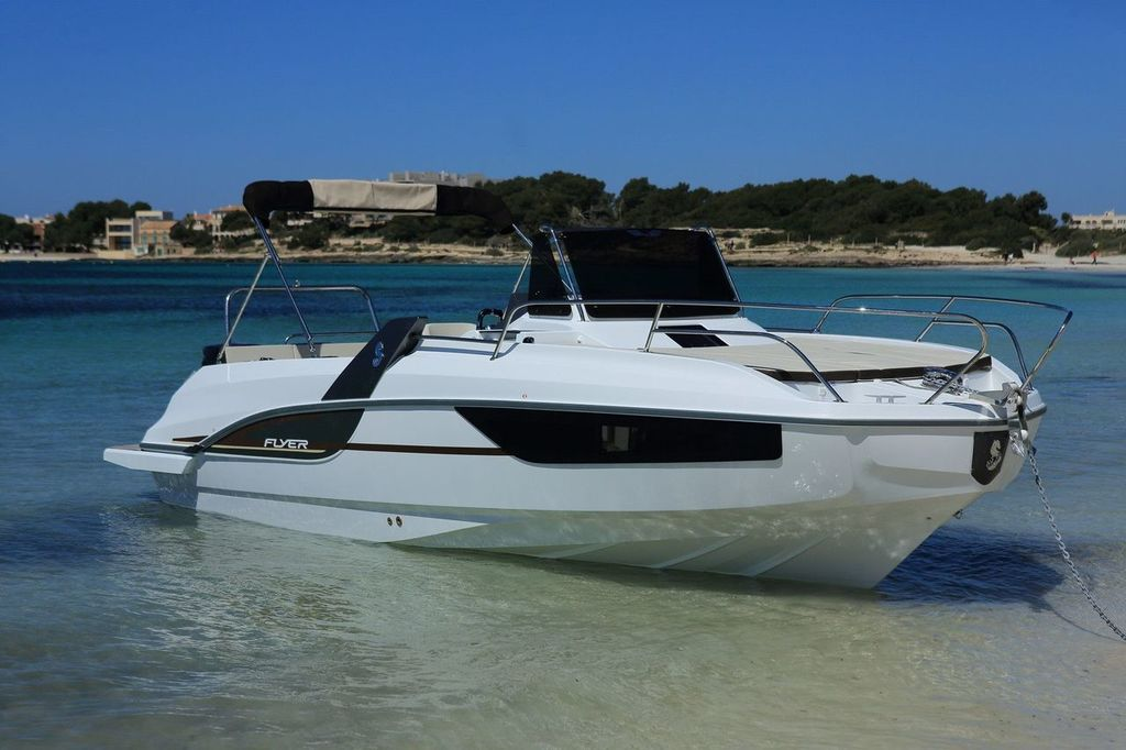 photo de BENETEAU FLYER 7.7 SUNDECK 2017