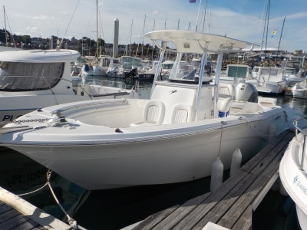 photo de SEA FOX 256 CC SEA FOX BOATS