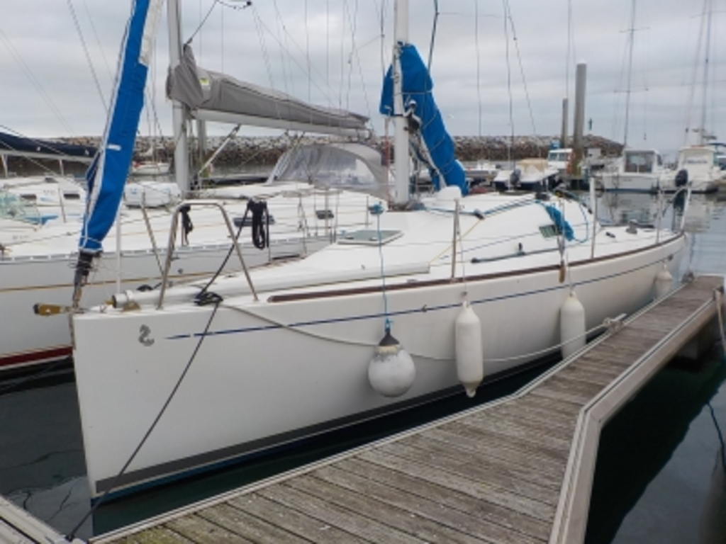 photo de FIRST 27.7 LIFTING KEEL BENETEAU